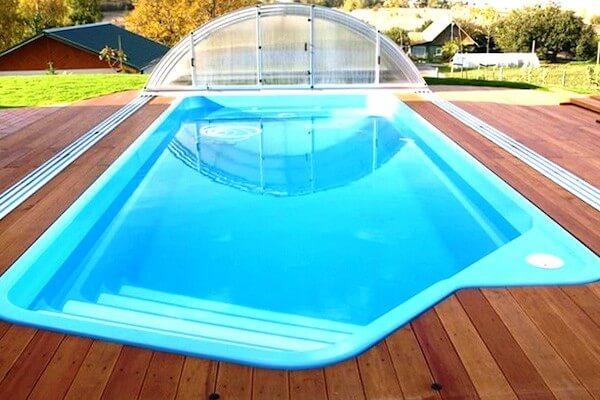 Empresa de climatización de piscinas en Granada